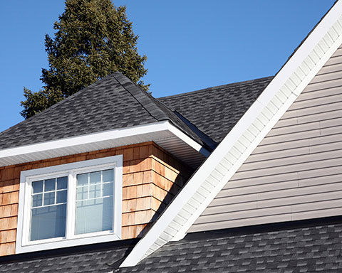 Knipp Home Exteriors Roofing Project 1